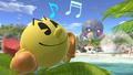 SSBU Congratulations Pac-Man.png
