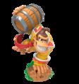 Turbo Charge Donkey Kong amiibo (Skylanders series).png