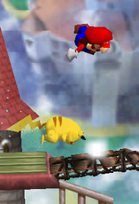 SSB64 Thunderspike First Hit.png