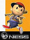 Ness in Super Smash Bros. Melee.