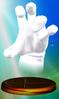 Crazy Hand Melee Trophy.png