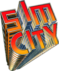 SNES SimCity logo. From [1], cropped/cut-out by User:Reboot.