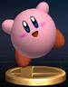 Kirby - Brawl Trophy.png