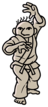 Image used for Karate Joe's Spirit. Ripped from game files.