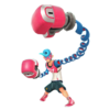 Render of Spring Man from the official website