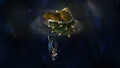 Bowser Down Aerial Meteor Smash Brawl.png