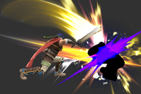 Smash Counter in Super Smash Bros. for Wii U.