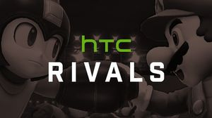 Title screen for a mini-series/documentary for HTC Rivals.