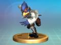 Falco Unused Trophy Brawl.png