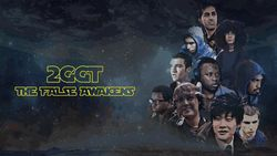 Banner for the 2GGT: The False Awakens tournament.