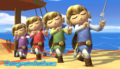 Toon Link Congratulations Screen All-Star Brawl.png