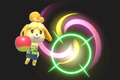 Isabelle SSBU Skill Preview Neutral Special.png