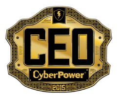 The official logo for CEO 2015