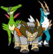 SSBU spirit Cobalion, Terrakion, & Virizion.png