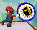 Mario with bumper.jpg