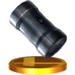 Trophy of the Hammer head in Super Smash Bros. for Nintendo 3DS