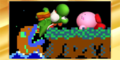 SSB4-3DS Congratulations All-Star Yoshi.png