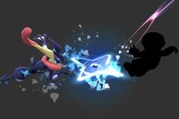 Stagnant Shuriken in Super Smash Bros. for Wii U.