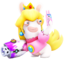 SSBU spirit Rabbid Peach.png