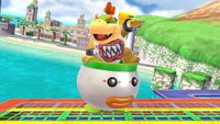 Bowser Jr.'s first idle pose in Super Smash Bros. for Wii U.
