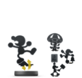 Mr. Game & Watch amiibo poses.png
