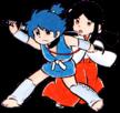 SSBU spirit Donbe & Hikari (Shin Onigashima Kouhen).png