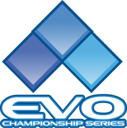 Logo for Melee tournament, EVO 2013.