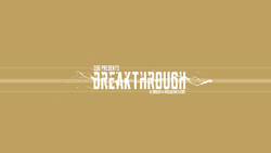 Banner for the 2GG: Breakthrough Arcadian tournament.