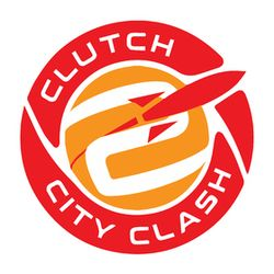 Logo created by Smash United Central for Clutch City Clash 2 Tournament.