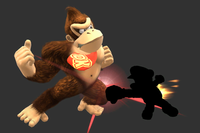 Stubborn Headbutt in Super Smash Bros. for Wii U.