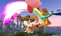 Fox up smash SSB-Wii U.png