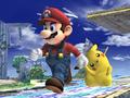 Mario walks Brawl.png
