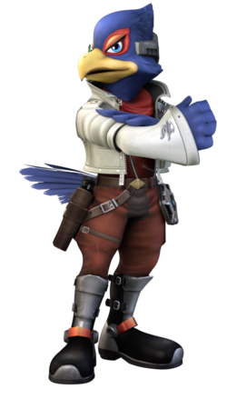 Render used for Project Plus Falco.
