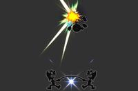 Heavy Trampoline in Super Smash Bros. for Wii U.