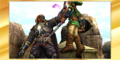 SSB4-3DS Congratulations Classic Ganondorf.png