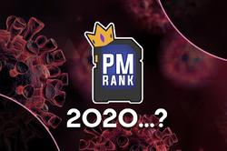 Logo for PMRank 2020