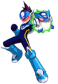 SSBU spirit Star Force Mega Man.png