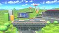 SSBU-Mario Circuit (SSBB)Battlefield.png
