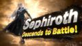 Sephiroth Descends to Battle.png