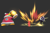 Topspin Gordo in Super Smash Bros. for Wii U.