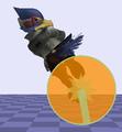 Falco Down Aerial Hitbox Brawl.png
