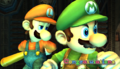 Luigi Congratulations Screen All-Star Brawl.png