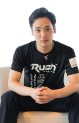 Image of the Japanese Smasher Kept taken from his Rush Gaming profile page