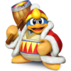 King Dedede as he appears in Super Smash Bros. 4.