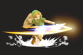 Young Link SSBU Skill Preview Up Special.png