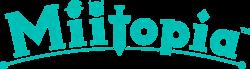 Logo for Miitopia.