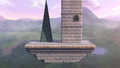 SSBU-Hyrule CastleOmega.png