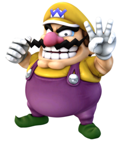 Render used for Project Plus Wario.