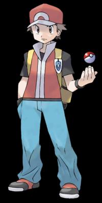 Pokemon Trainer artwork by Ken Sugimori. Found here.