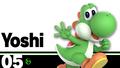 SSBU Yoshi Number.png